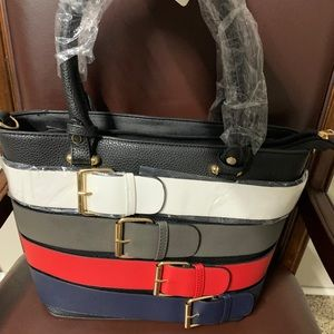 Brand new Vegan/Lead free beautiful leather purse